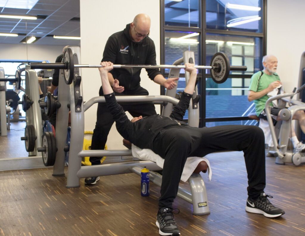 Fitness-Trainer A (NL Actief) 1