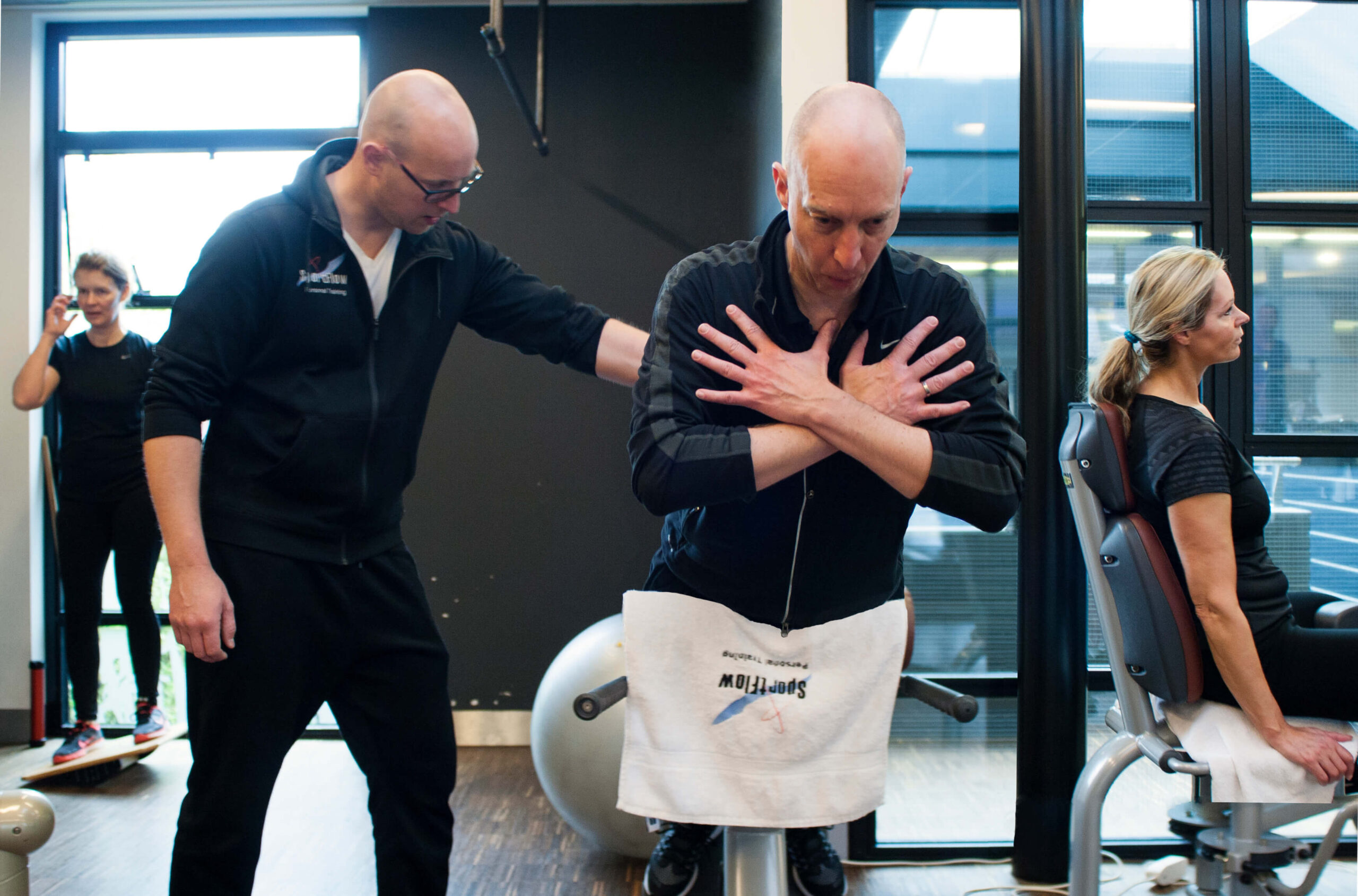 Fitness-Trainer B (NL Actief)